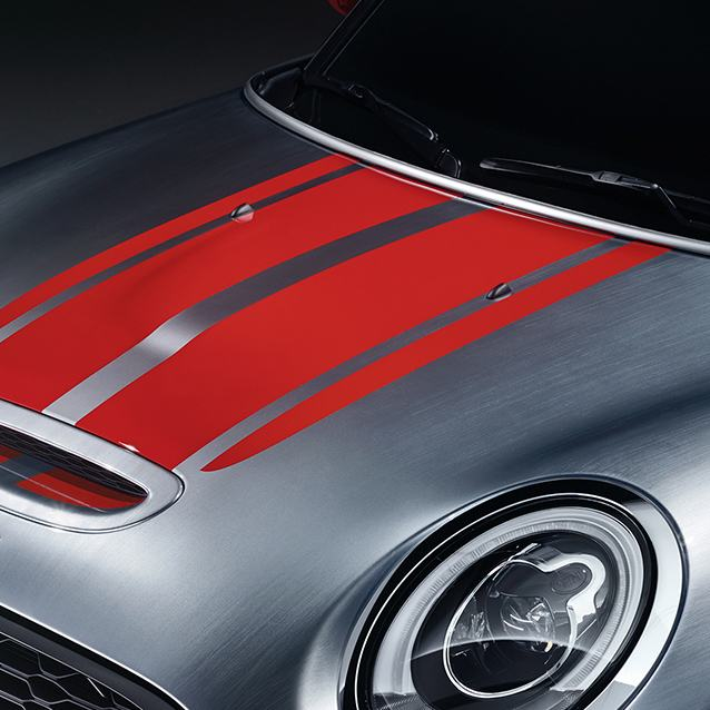 MINI John Cooper Works Concept bright highways grey