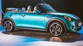 THE NEW MINI CONVERTIBLE LAUNCHED IN INDIA
